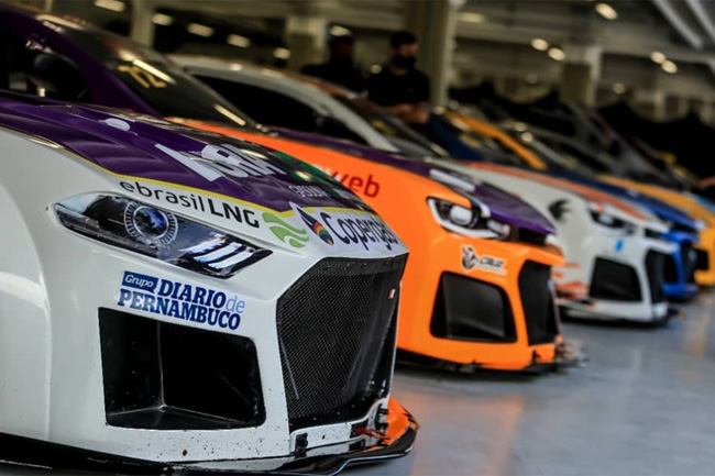 Foto: GT Sprint Race Instagram