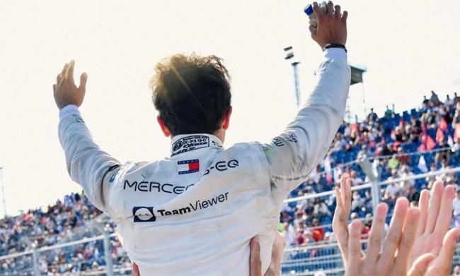 Nyck de Vries campeão - Foto: Formula E Instagram
