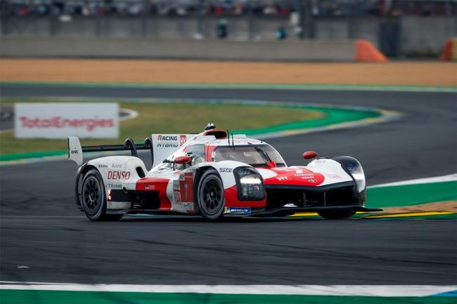 Carro vencedor - Toyota #7 - Foto: Gabi Tomescu/AdrenalMedia.com