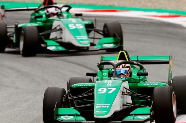 Foto: Veloce Racing W SERIES Instagram 2021