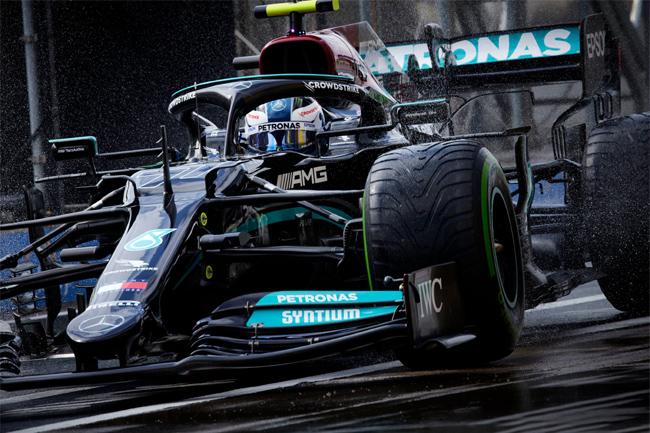 Bottas venceu o GP da Turquia de 2021 - F1 | Foto: Mercedes AMG F1