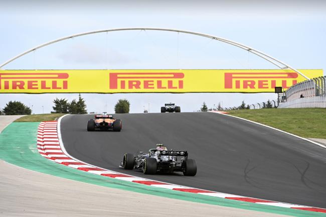 Grid de Largada - GP da Turquia F1 2021 - Foto: F1 Pirelli Press Media
