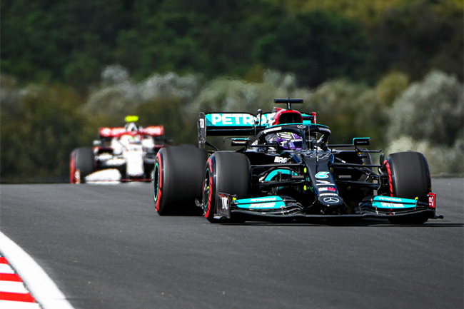 Lewis Hamilton liderou o TL1 em Istambul - F1 | Foto: Mercedes AMG F1