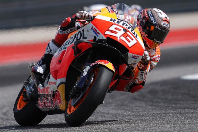 Foto: Twitter Honda Repsol | Marc Marquez vence GP das Américas 2021 - MOTO GP